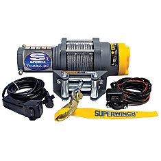 Superwinch Terra 35 3,500 lbs./12V ATV Winch | The Home Depot Canada