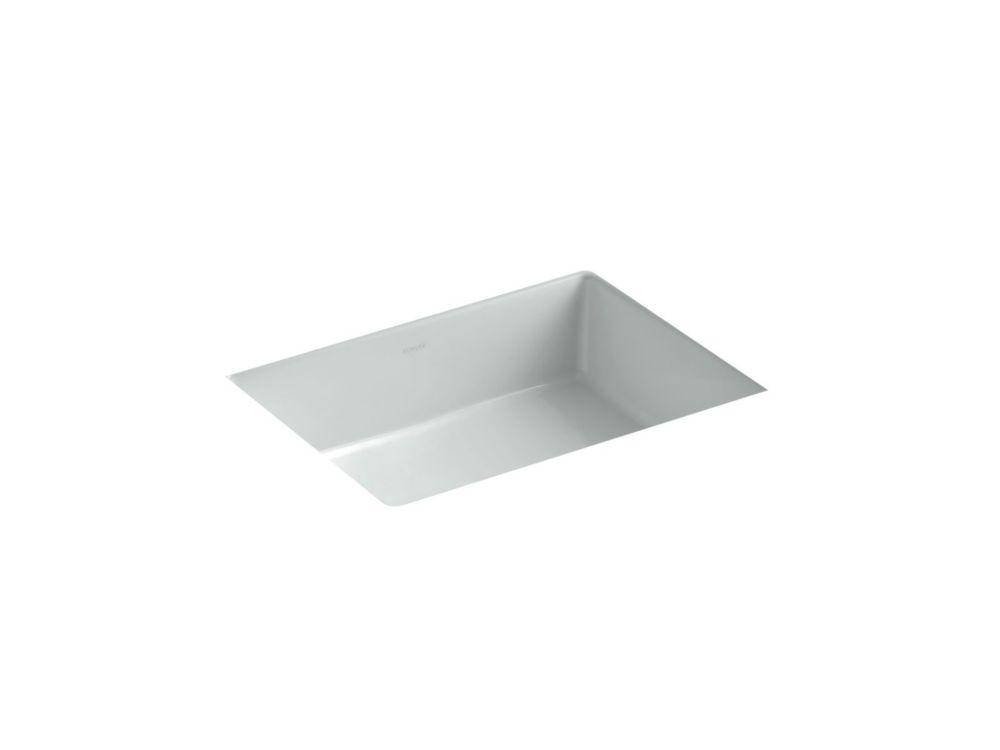Verticyl 19 13/16-inch W x 15-5/8-inch D Rectangular Undercounter Bathroom Sink