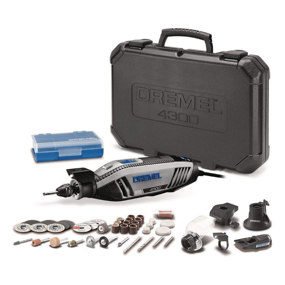 Dremel  Ensemble d'outils rotatifs haute performance EZ-Change 4200