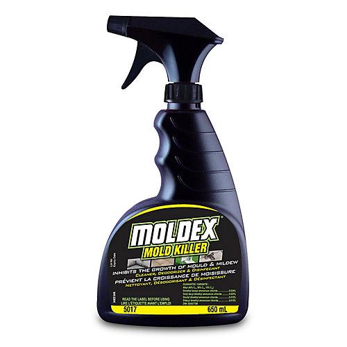 Nettoyant et désinfectant contre les moisissures Moldex<sup>®</sup> – 22 oz