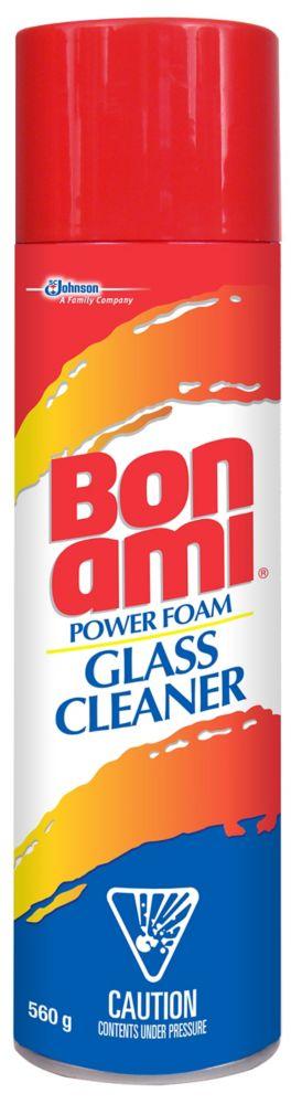 Power Foam Glass Cleaner