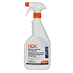 HDX Shower, Tub and Tile Cleaner- 946 Ml
