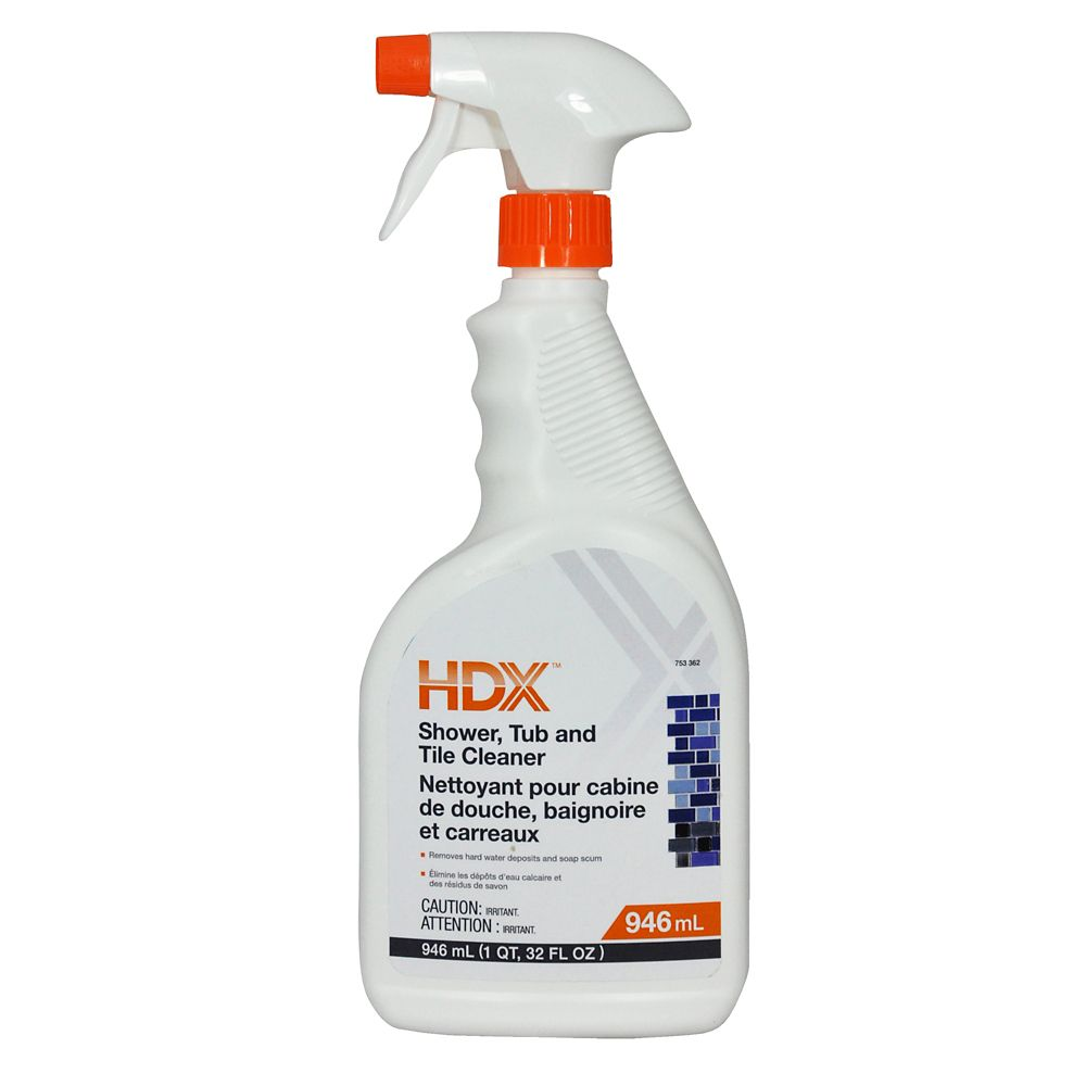 Kitchen bathroom cleaners the home depot canada for Bathroom tile cleaner products