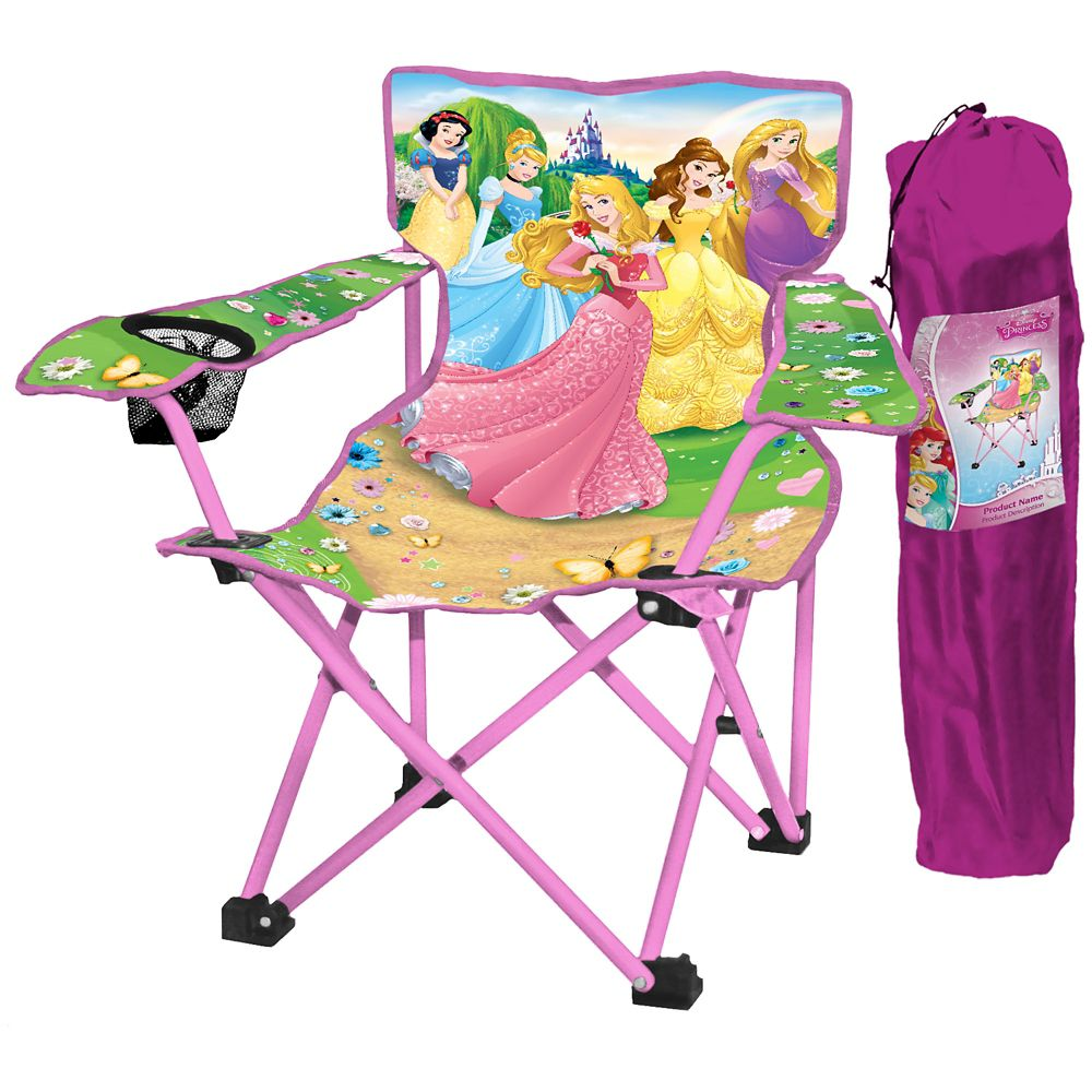 princesse chaise de camping pour enfants canada discount. Black Bedroom Furniture Sets. Home Design Ideas