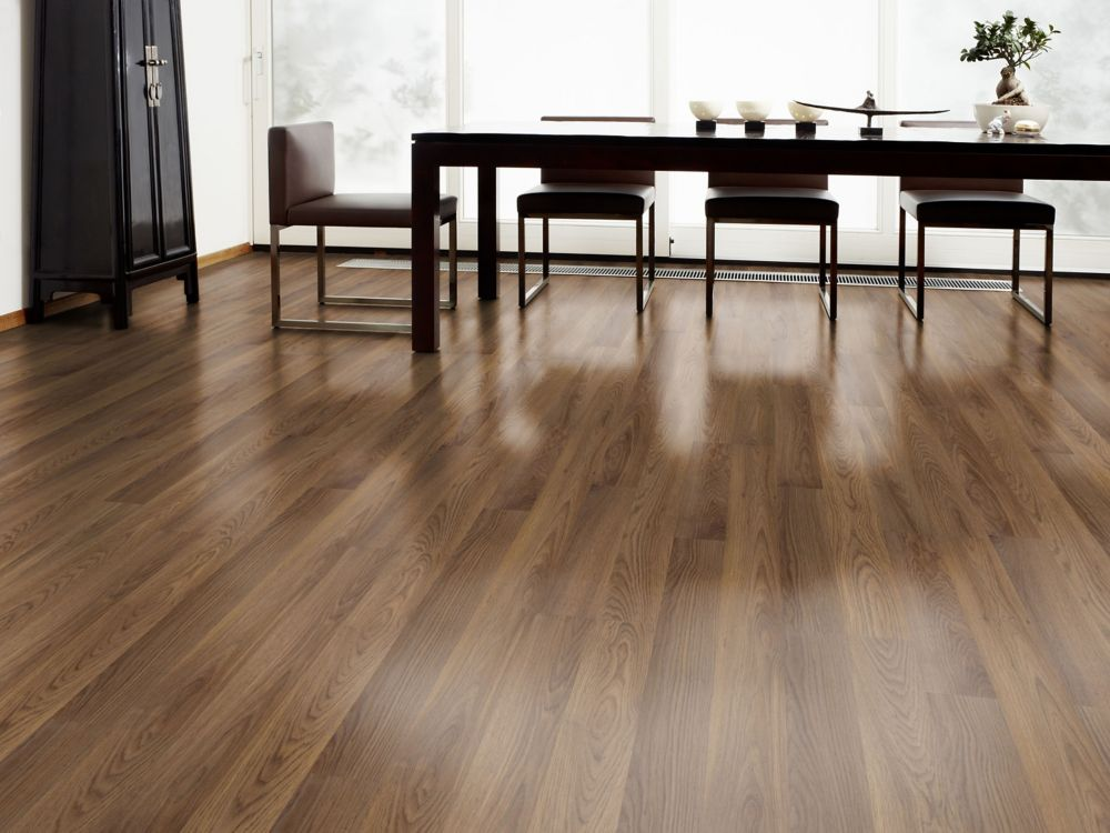 Laminate flooring the home depot canada - What is laminate flooring ...