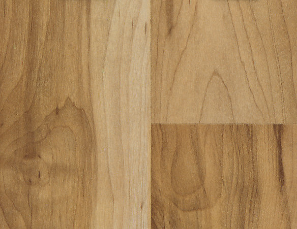 Natural Maple Laminate Flooring (12.06 sq. ft. / case)
