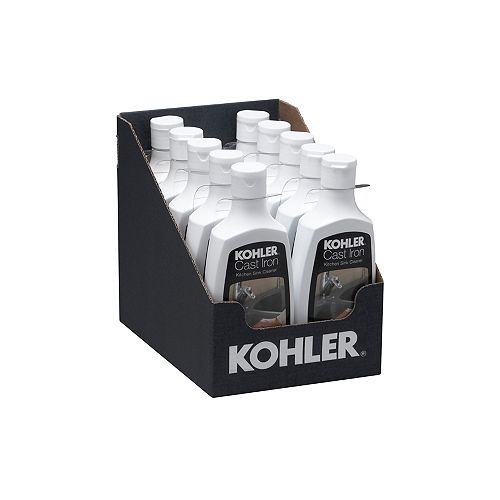 KOHLER 8 oz. Cast Iron Kitchen Sink Cleaner