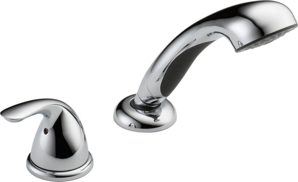 Classique - Douche à main pour baignoire romaine, Chrome