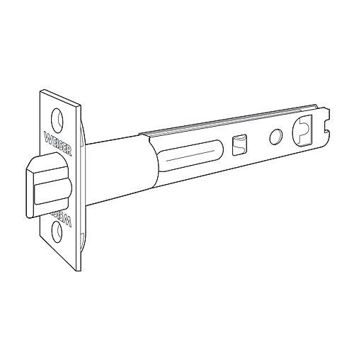 5-inch Nickel/Chrome Knob/Lever Latch