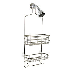 zenith products serviteur sur pomme de douche chrome home depot canada. Black Bedroom Furniture Sets. Home Design Ideas