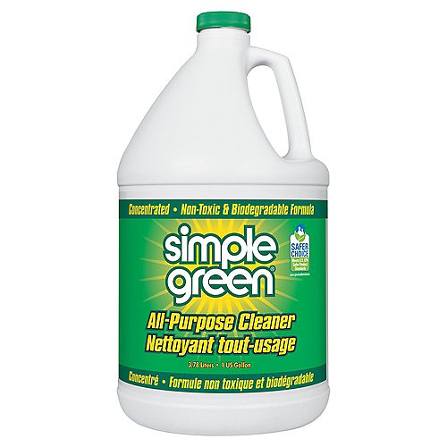 Simple Green 3.78 L (1-Gallon) All-Purpose Cleaner -Concentrate