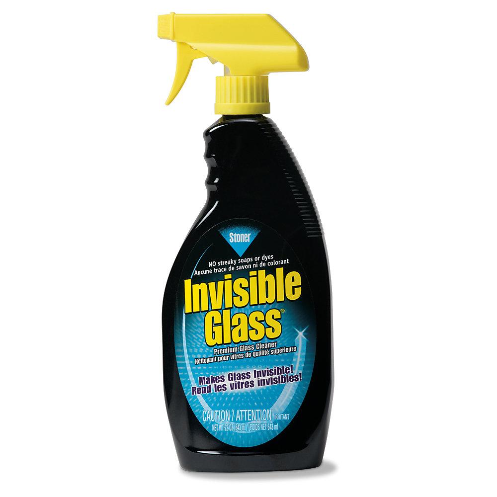 Premium Glass Cleaner - 22oz Trigger Bottle
