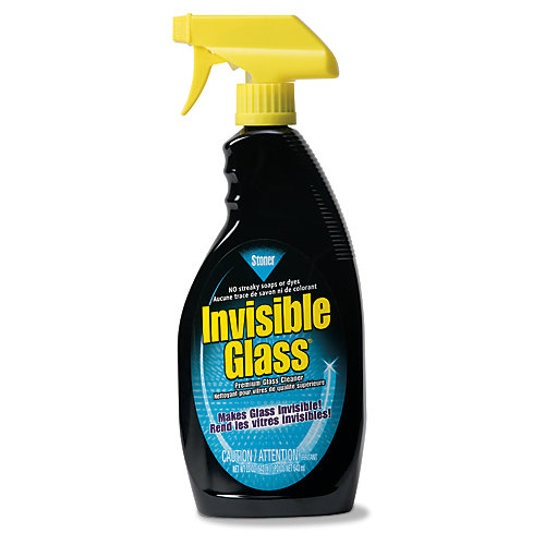 INVISIBLE GLASS Premium Glass Cleaner - 22 oz Trigger Bouteille