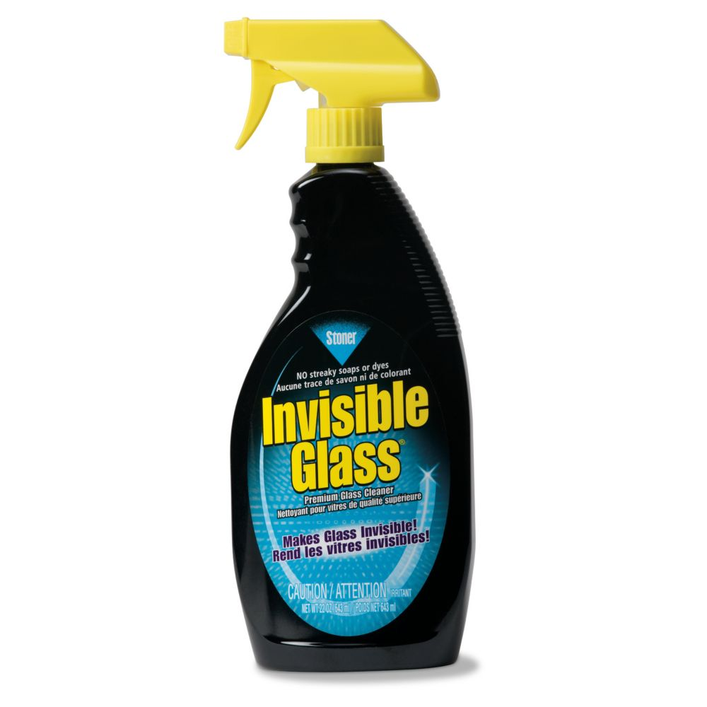 Premium Glass Cleaner - 22oz Trigger Bottle