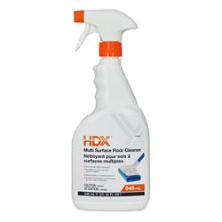 HDX Multi Surface Floor Cleaner- 946 ml
