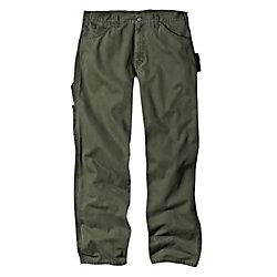 Dickies DU336 Pantalon de menuisier en toile lavée à la pierre- 38x34
