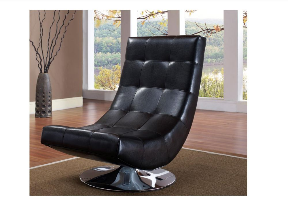 worldwide homefurnishings inc fauteuil d 39 appoint electra noir home depot canada. Black Bedroom Furniture Sets. Home Design Ideas