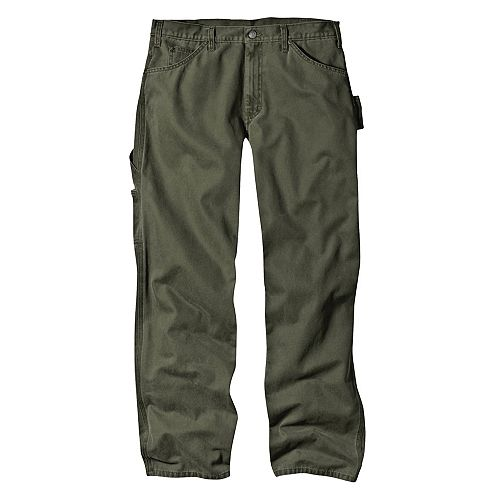Dickies DU336 Sanded Duck Carpenter Pant - 44x30