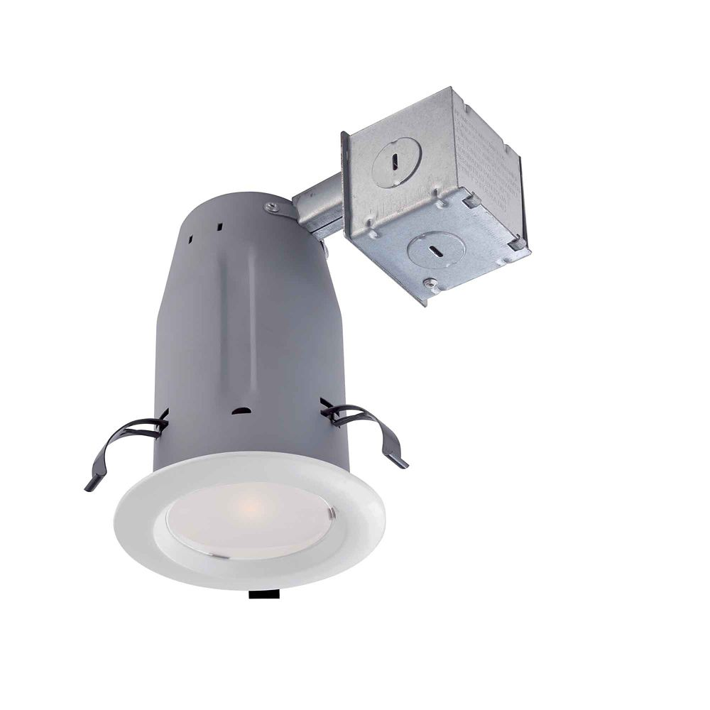 Commercial Electric 3-inch LED Recessed Lighting Kit in White - ENERGY STAR®