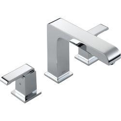 Delta Arzo 2-Handle Roman Bath Faucet Only in Chrome