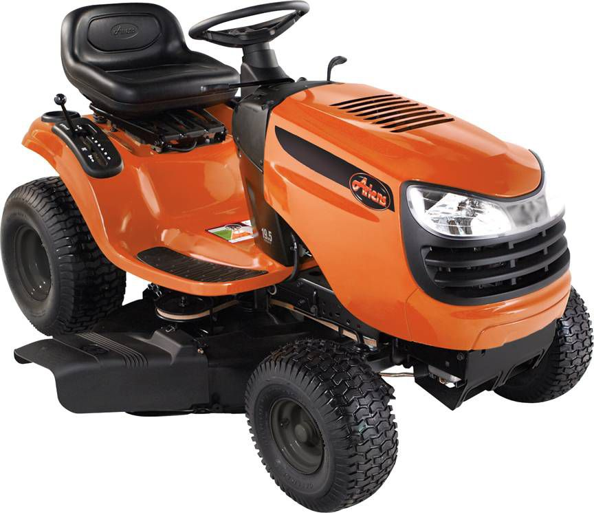 42-inch 17.5-HP 6-Speed Briggs & Stratton Lawn Tractor