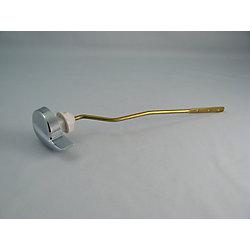 Jag Plumbing Products Manette de remplacement pour réservoir de toilette TOTO, nickel satiné, PLU068 NS, THU068