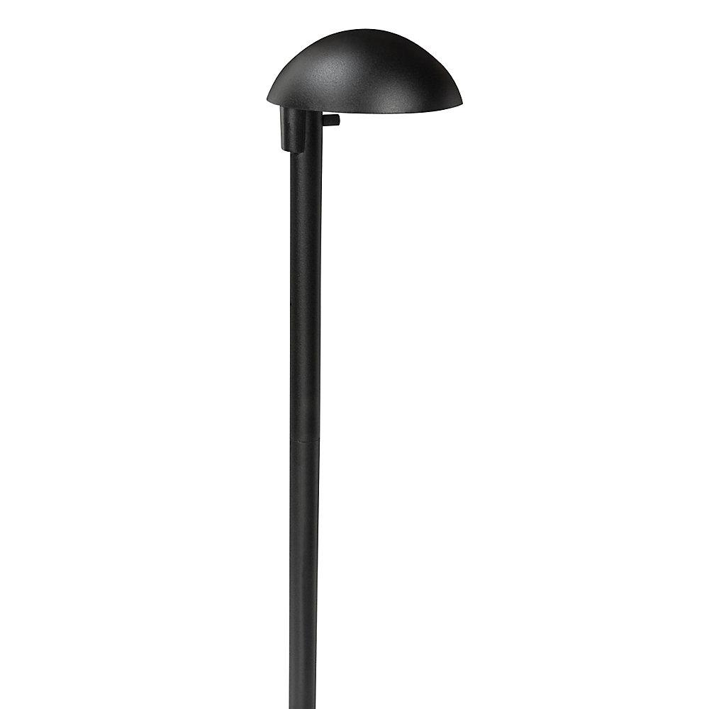Low Voltage Cast Aluminum Bala Down Light- Black Finish