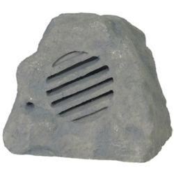 Paradise Haut-parleur 12V en forme de pierre - Gris
