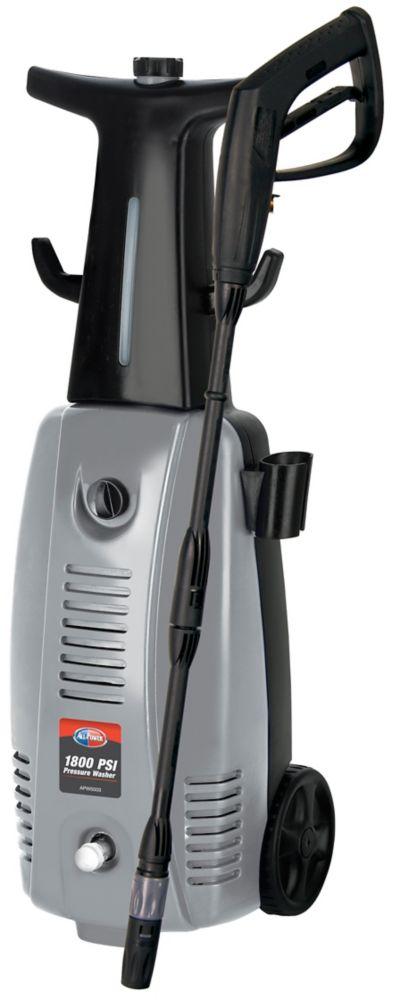 1800 PSI(1,6 GPM) nettoyeur à haute pression électrique (Gallons par minute)