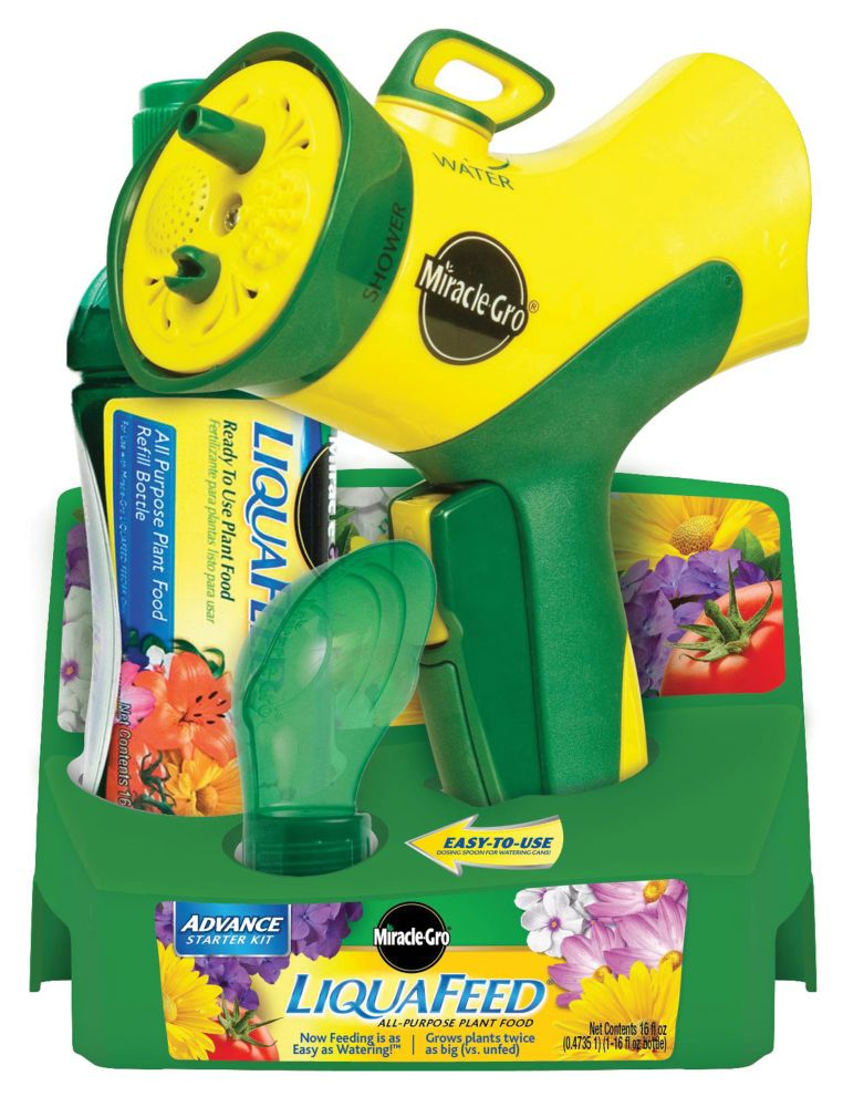 Miracle-Gro Liquafeed Advance Starter Kit