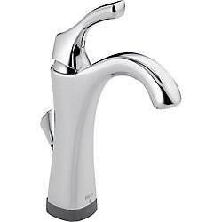 Addison Single Hole 1-Handle High Arc Bathroom Faucet in Chrome with Touch Handle