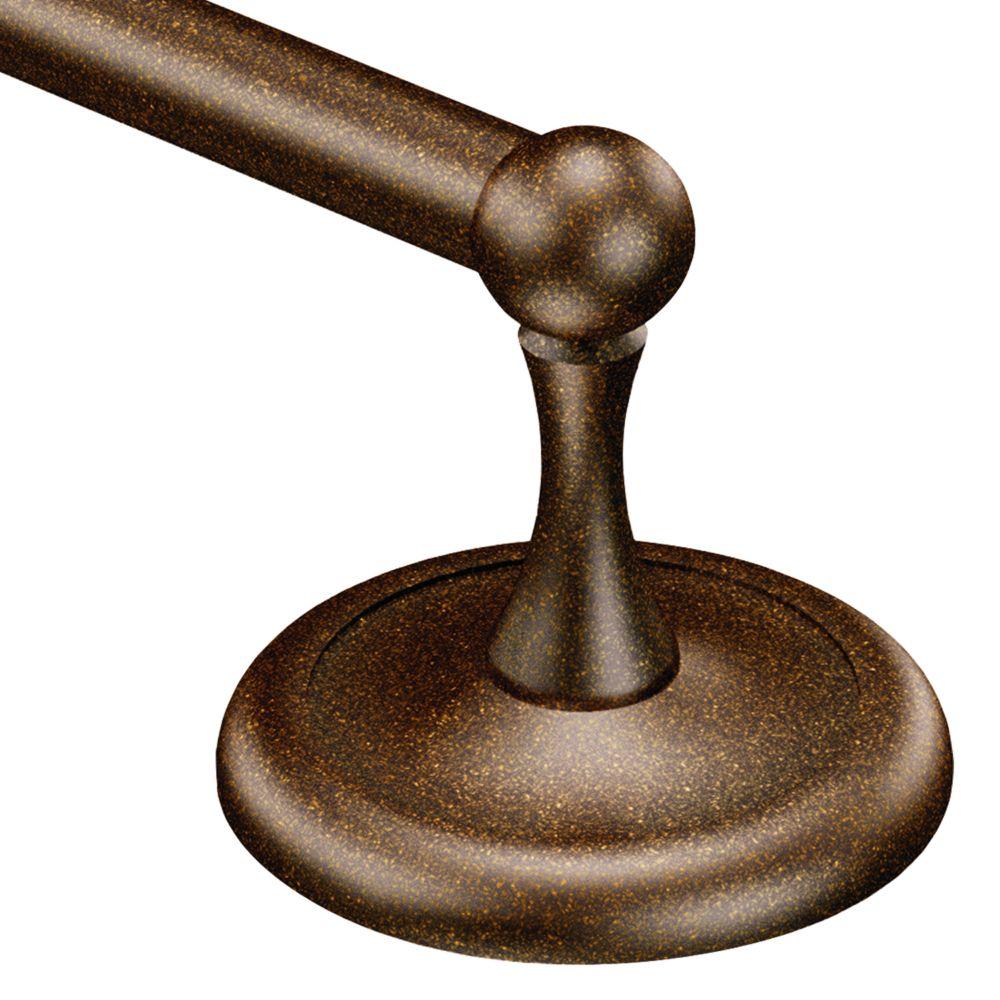Old World Bronze Yorkshire 24 Inch Towel Bar