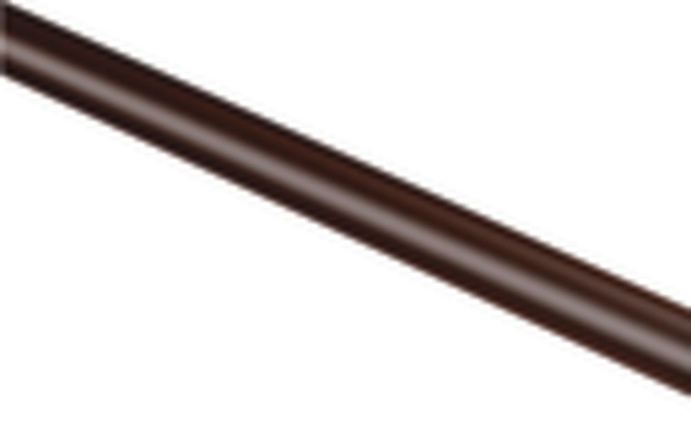 Oil Rubbed Bronze 30 Inch Towel Bar Only 5/8 Inch Diameter