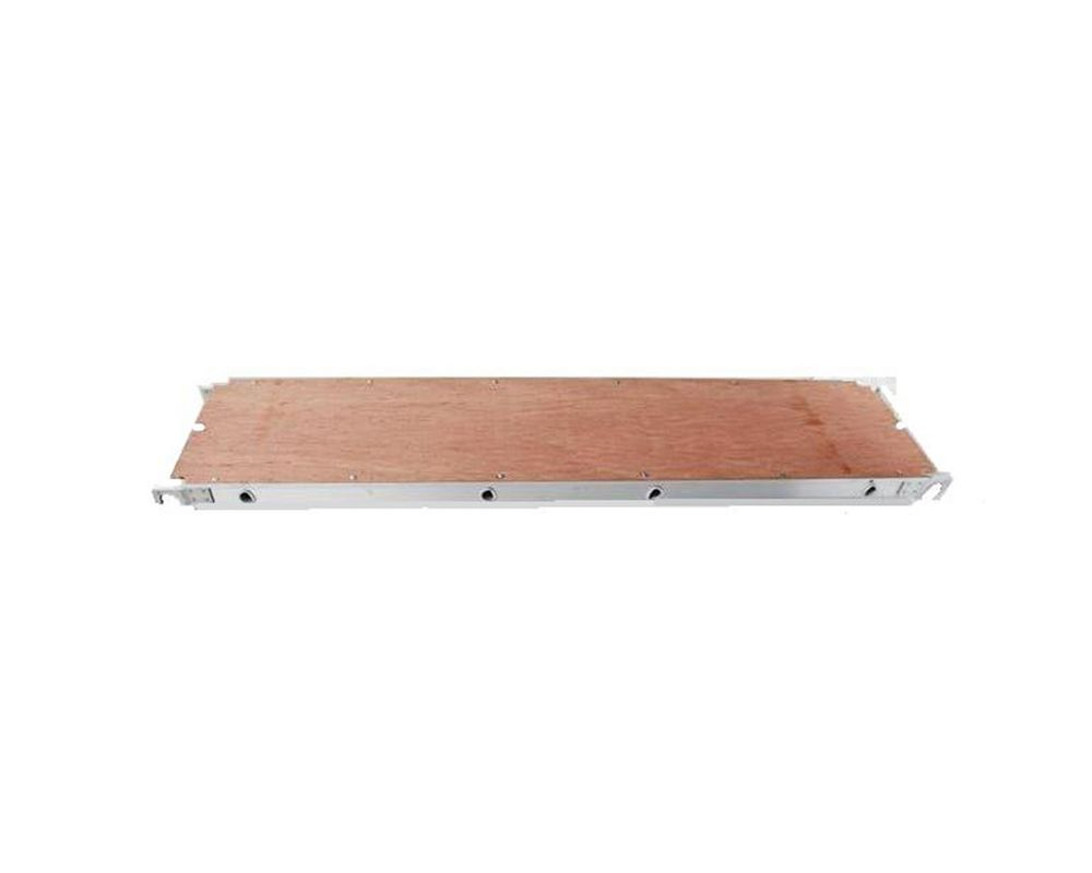 7 foot x 19 inch Aluminum/Plywood Deck (each)