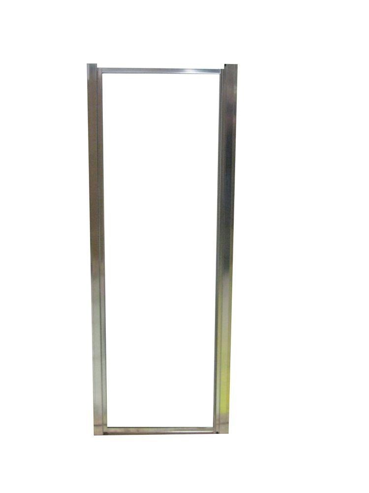 Mirolin 23.5 Inch -24.5 Inch Swing Shower Door