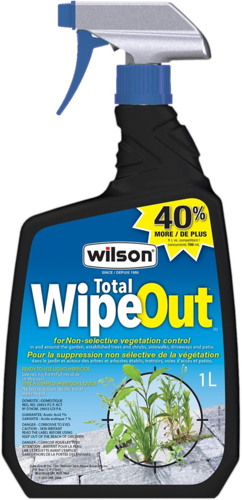 Wilson Ready to use Total WipeOut Lawn Herbicide