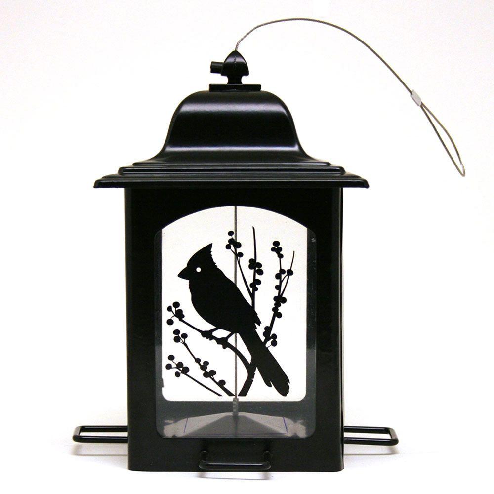 Birds and Berries Lantern Wild Bird Feeder