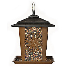 Sun and Star Lantern Wild Bird Feeder