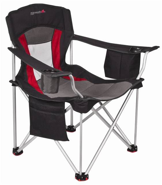 Mammoth Leisure Aluminum Camping Chair