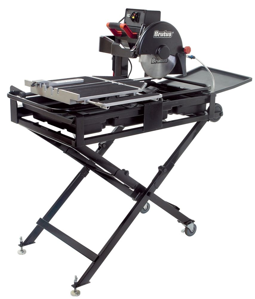 24-inch Professional Tile Saw with Stand