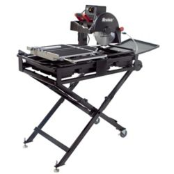 Brutus 24-inch Professional Tile Saw with Stand