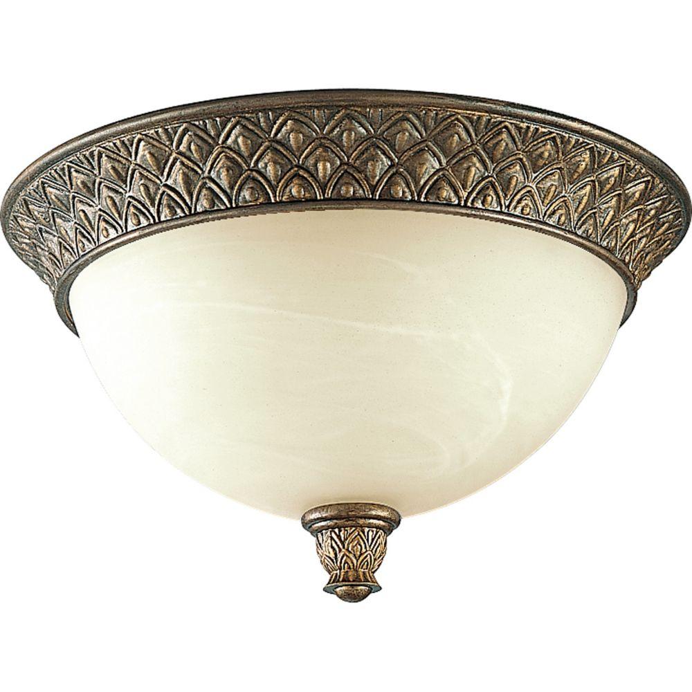 progress lighting savannah collection burnished chestnut 2. Black Bedroom Furniture Sets. Home Design Ideas