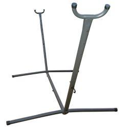 Vivere 9 ft. Universal Hammock Stand in Steel