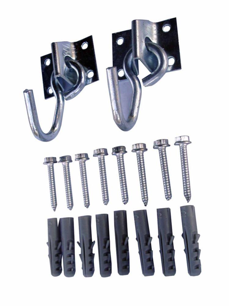 Double Hammock Hook Set