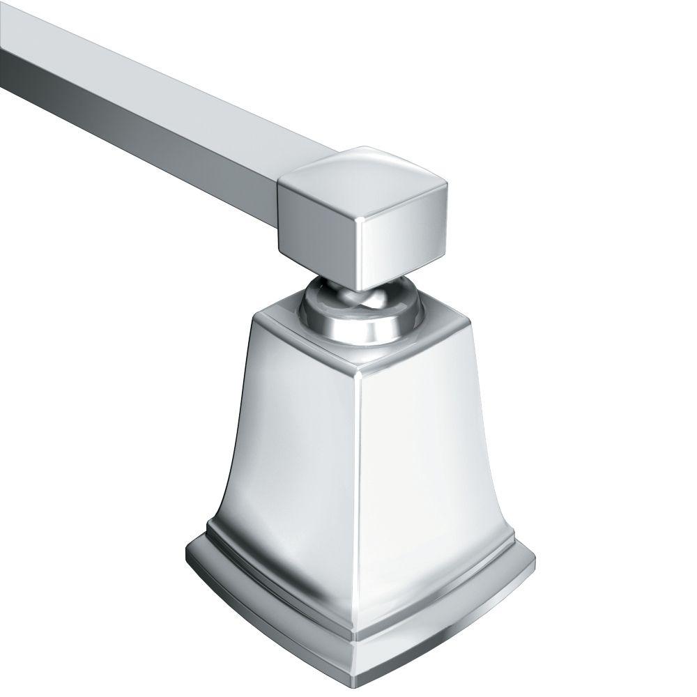 Moen Banbury Towel Bar Chrome 18 Inches The Home