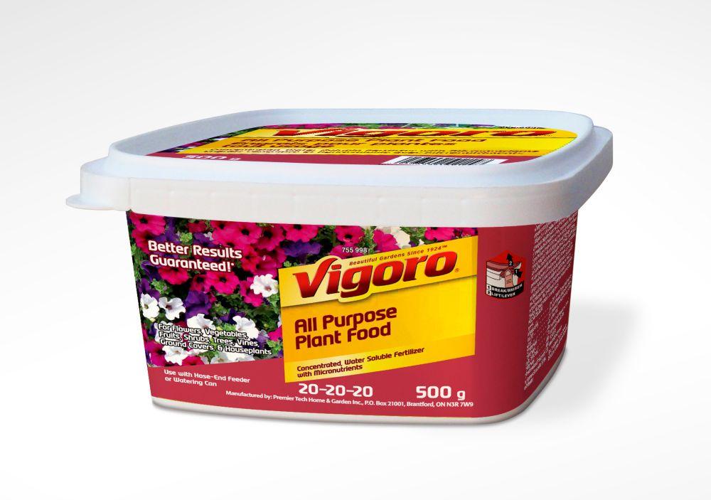 Vigoro All purpose Fertilizer 20-20-20