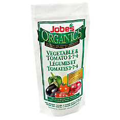 Jobe's Organic Granular Vegetable Tomato 1.5 Lb