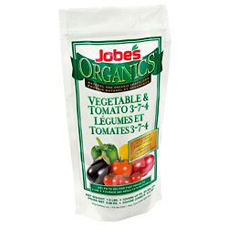 Jobe's Organic Granular Vegetable Tomato 1.5 Lb