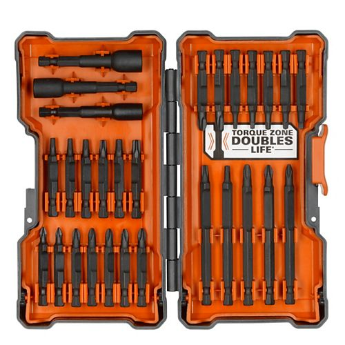 RIDGID Percussion driving kit (28 pieces)