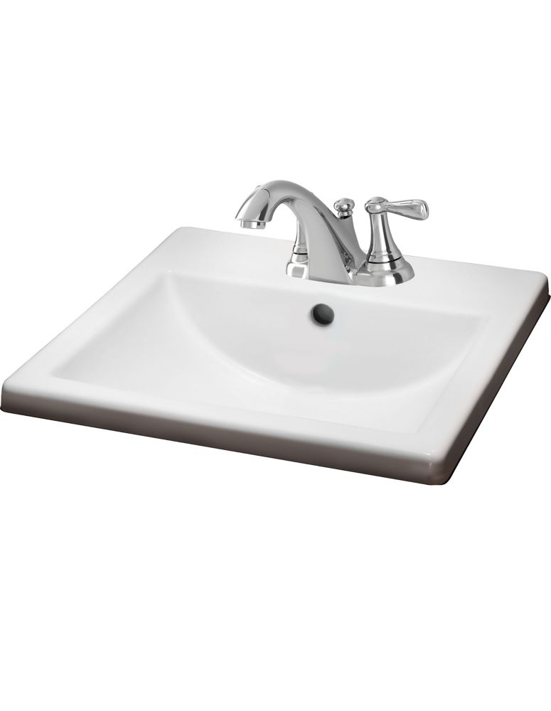 Marquete Bathroom Sink Basin